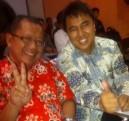 Asep Jalaludin bersama Onno W Purbo